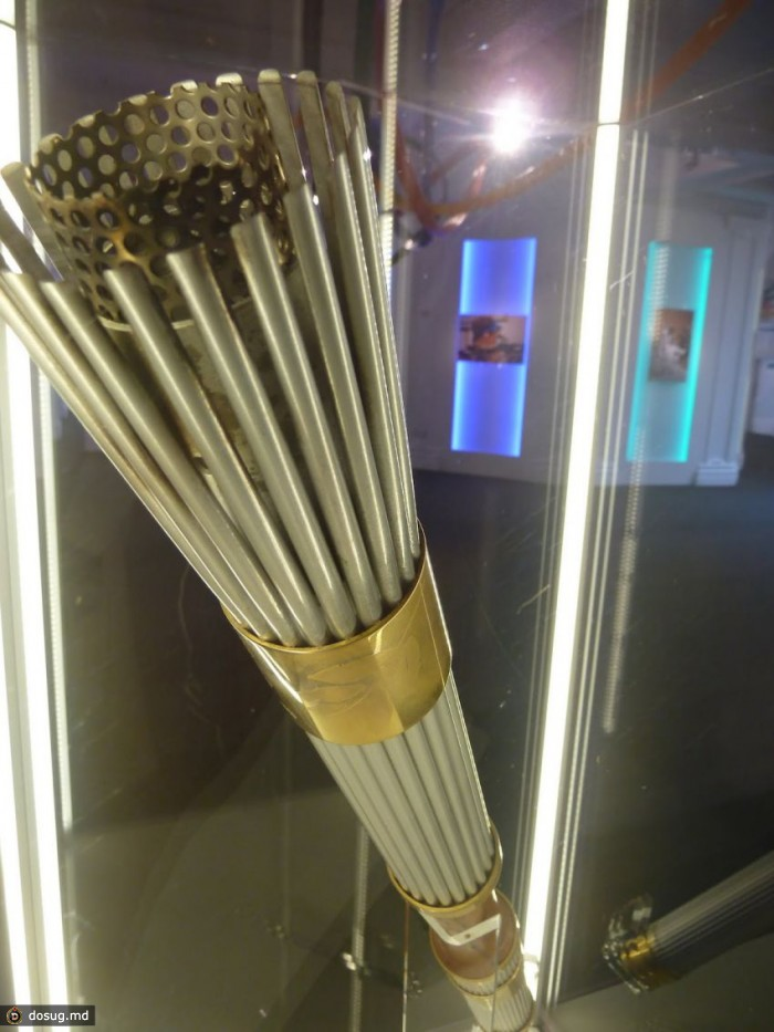 факел Олимпиады в Атланте 1936 г.