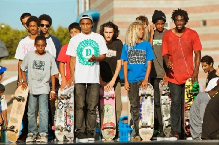 американские молодежи фото