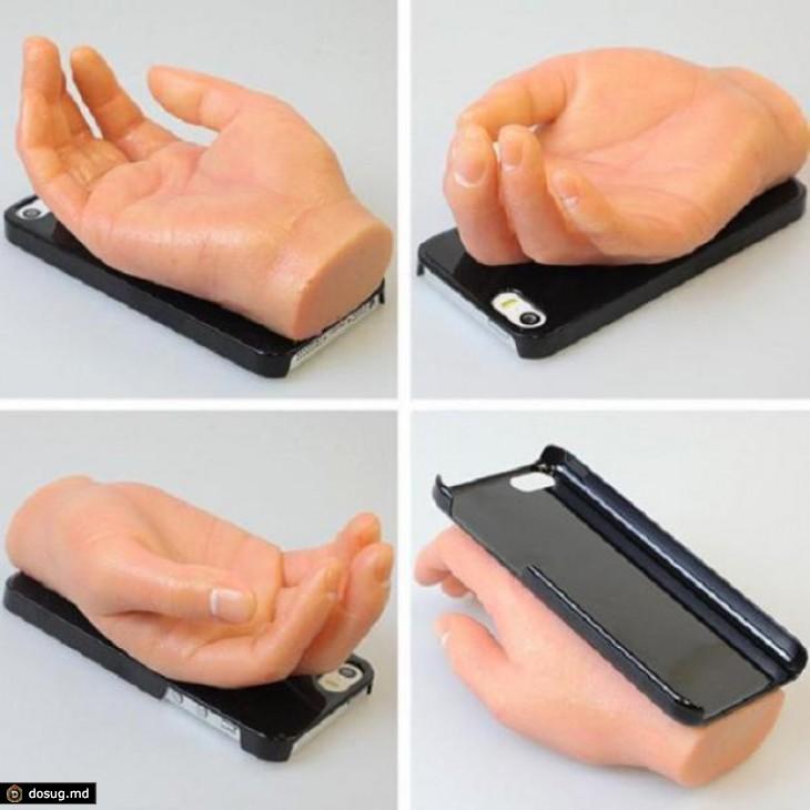 Необычные чехлы для телефонов своими руками