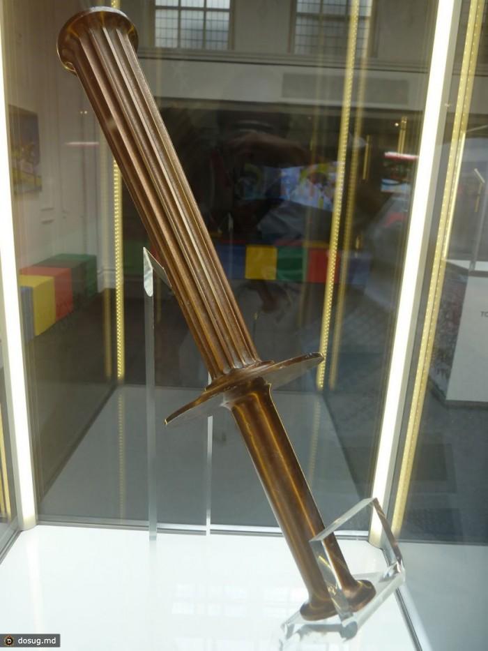 факел Олимпиады в Риме 1960 г.
