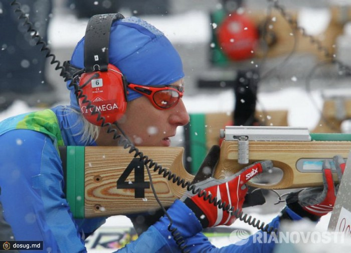 Биатлонистка Татьяна Ильюшенко – паралимпийская чемпионка, также на ее счету 4 серебра и 2 бронзы (лыжные гонки) в 2002-2006 годах.