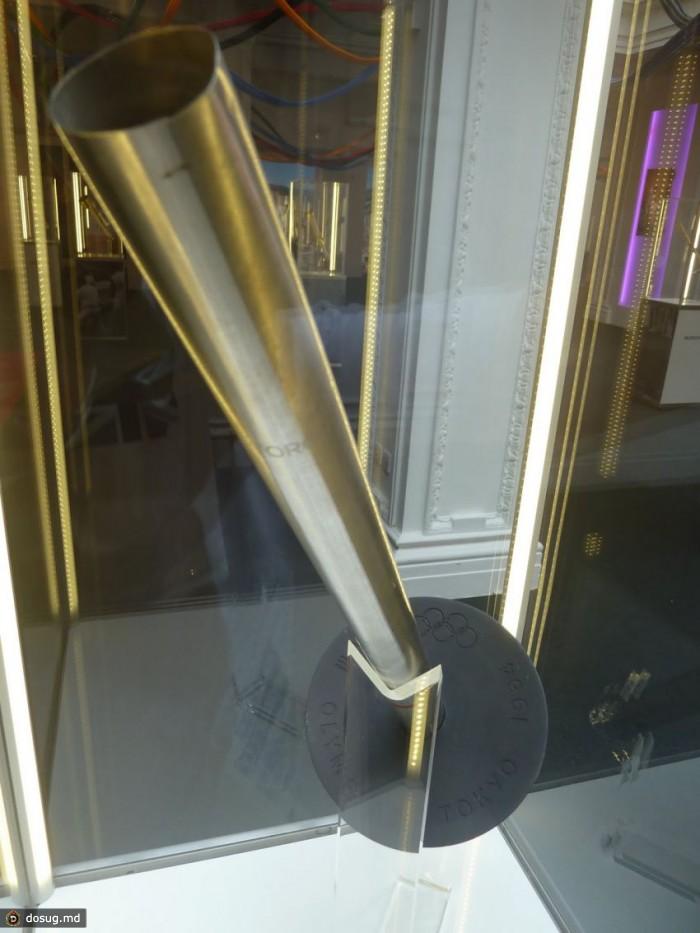 факел Олимпиады в Токие 1964 г.