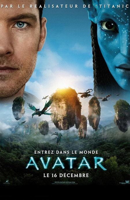 Аватар / Avatar - Джейк Салли бывший морской пехотинец, прикованный к