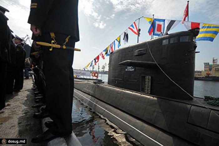 новая подводная лодка спб