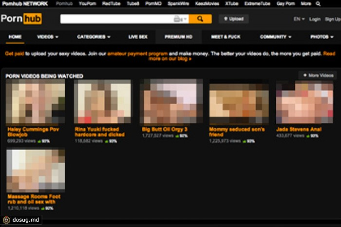 Список Любительского Порно