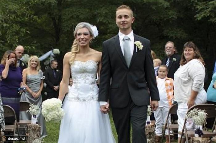 через знакомства свадьба месяца 3