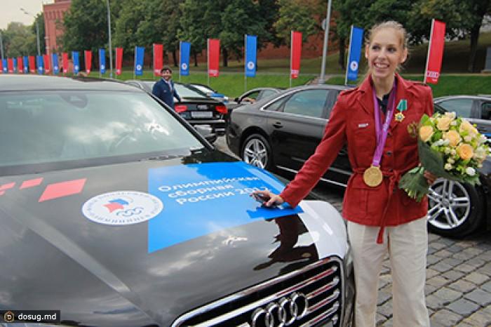 сладость, какие авто получат российские олимпийские чемпионы в рио зарплат Для