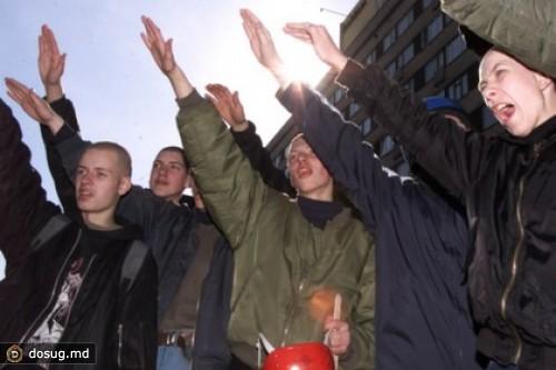 Русские скинхеды