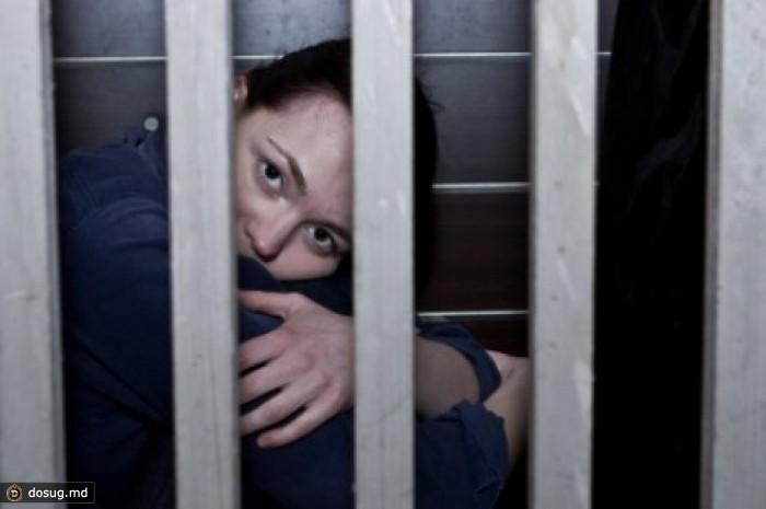 девка в тюрьме-тк2
