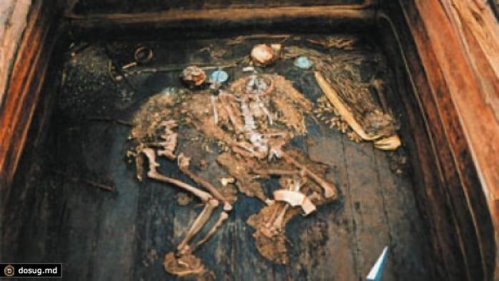 В селе крихана веке кагульского района археологи нашли скифс.