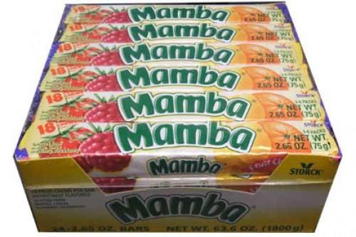 Mamba это