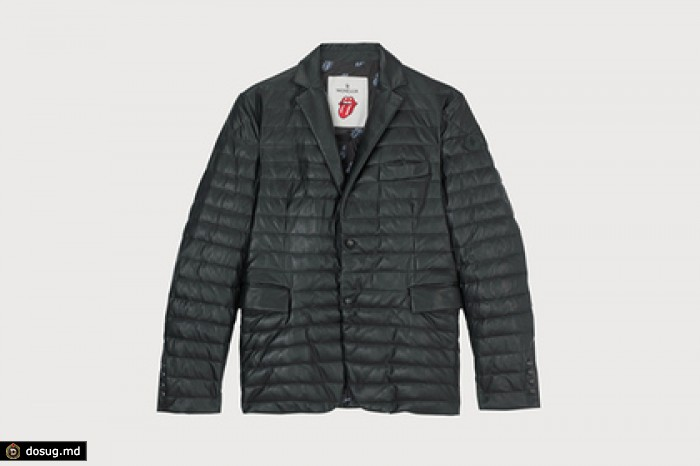 Moncler оденет фанатов The Rolling Stones