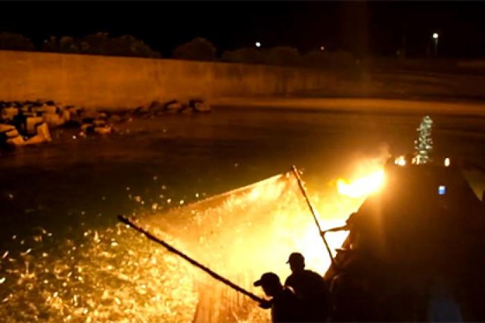 рыбацкие огни
