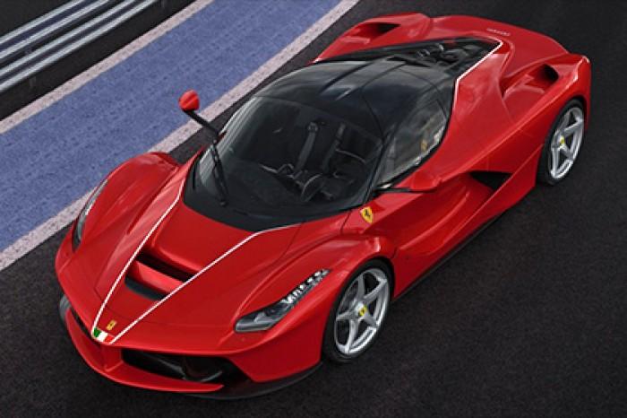 Флагманский суперкар Ferrari вступит в борьбу с землетрясением 23