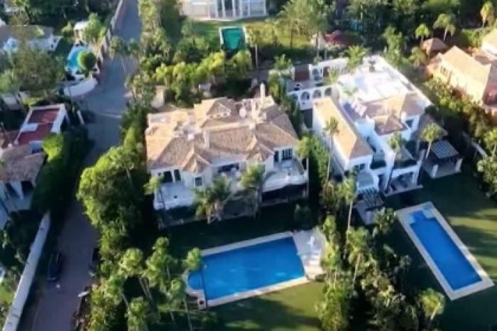 Дом порошенко в испании