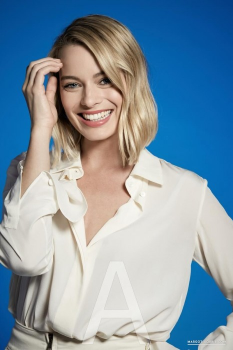 Фотосессия Margot Robbie (The Wrap Magazine, март 2018)