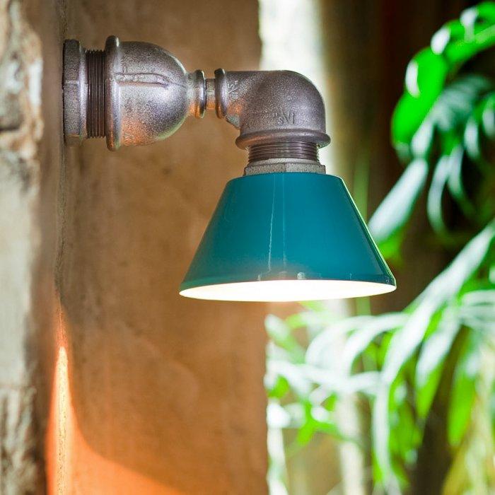 Лампы своими руками из трубы