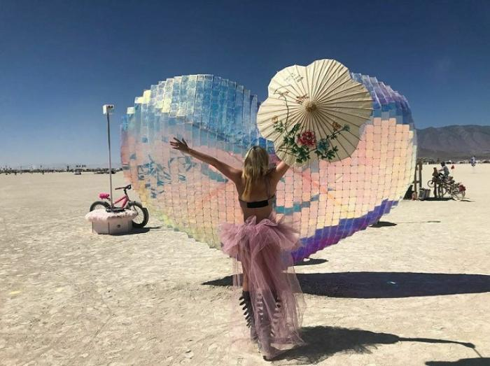 Фотоотчет: Burning Man-2019
