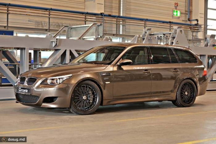 BMW M5 Hurricane RR Touring от G-Power