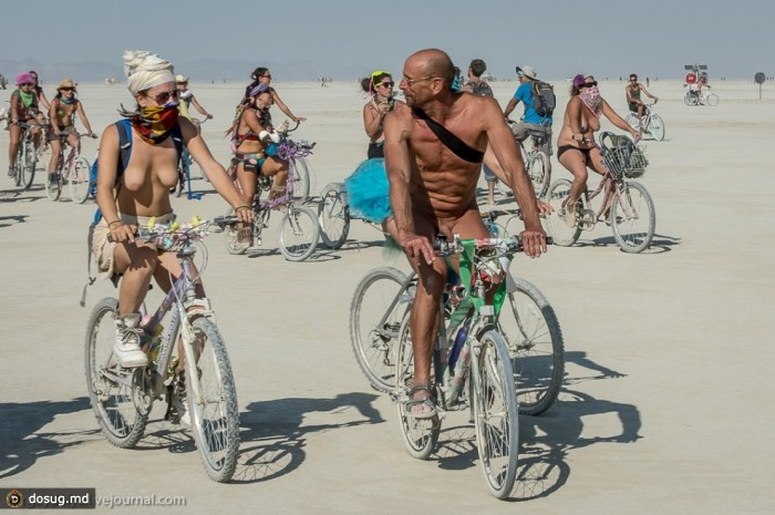 Фестиваль Burning Man 2013