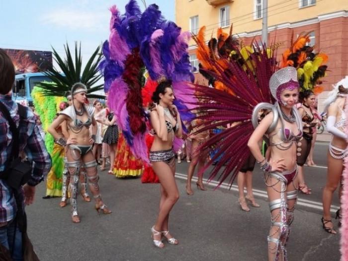 Секс карнавал нетрадиционный