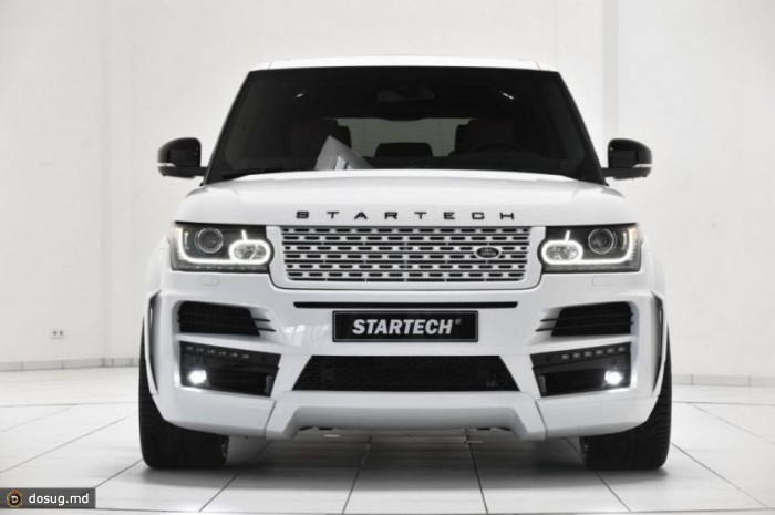 Range Rover Vogue от StarTech