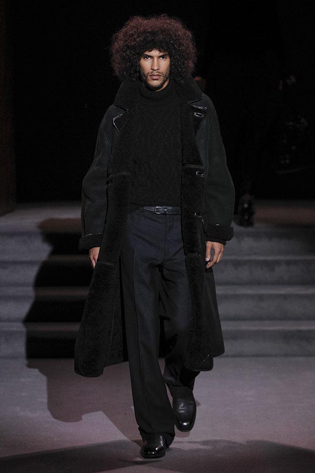 499cbceea8c9 Неделя моды в Нью-Йорке  Tom Ford осень-зима 2016 17
