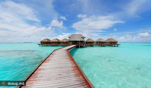 Отель на Мальдивах Anantara Dhigu Resort & Spa