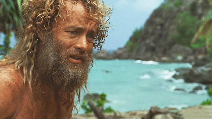 Cast Away Movie Review  Common Sense Media