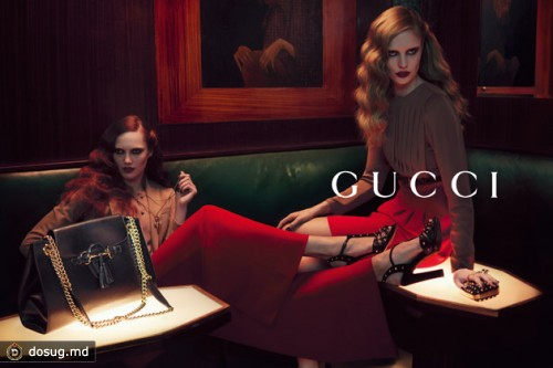 Gucci Pre-fall winter 2012