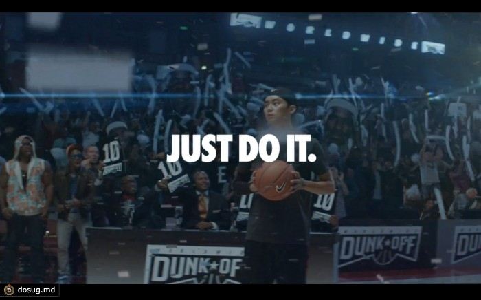 Nike представляет: - Nike Presents: Just Do It - Possibilities